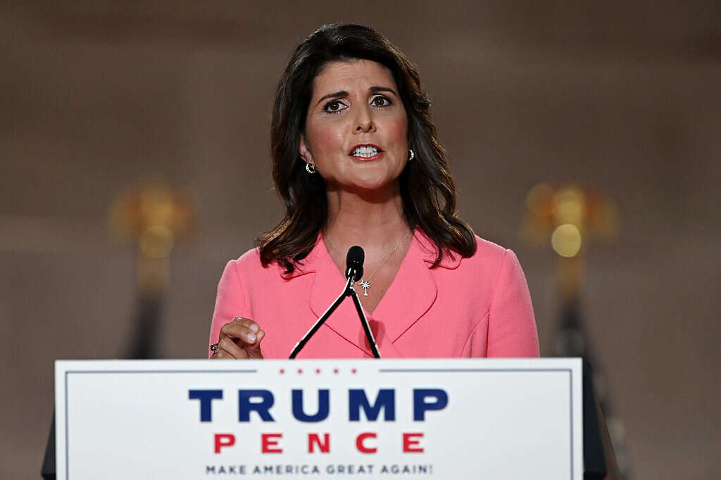 Haley: Israel-UAE, Bahrain deals achieved due to Trump's focus on Iran