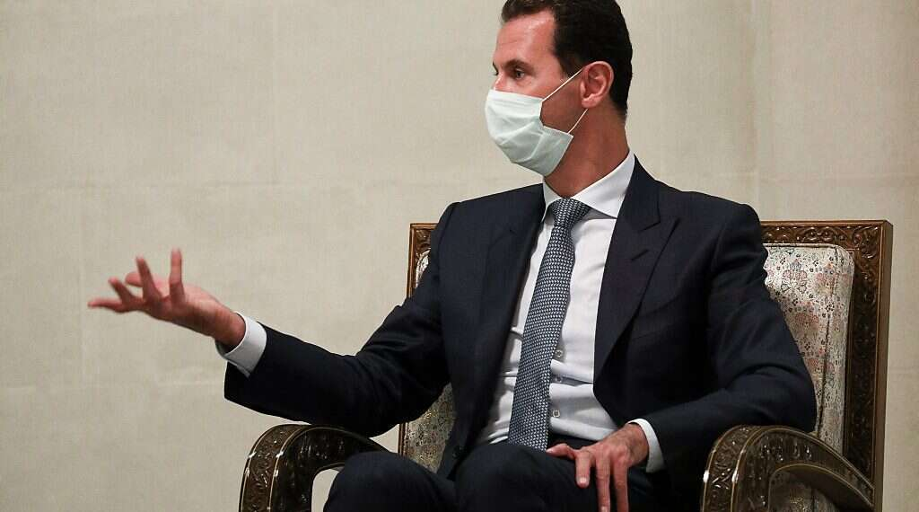 US blacklists more Syrians in fresh push for Assad to end war
