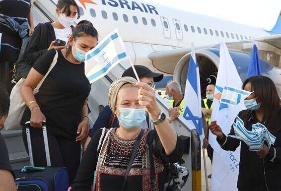 Global pandemic has seen a spike in aliyah petitions