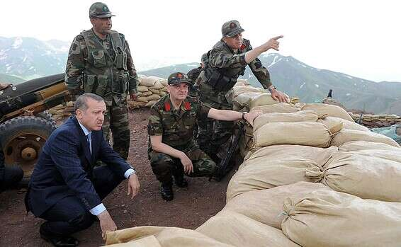 Erdogan enverra-t-il des troupes en Azerbaïdjan?