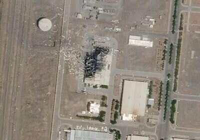 L'Iran commencerait à reconstruire sous terre l'installation nucléaire de Natanz