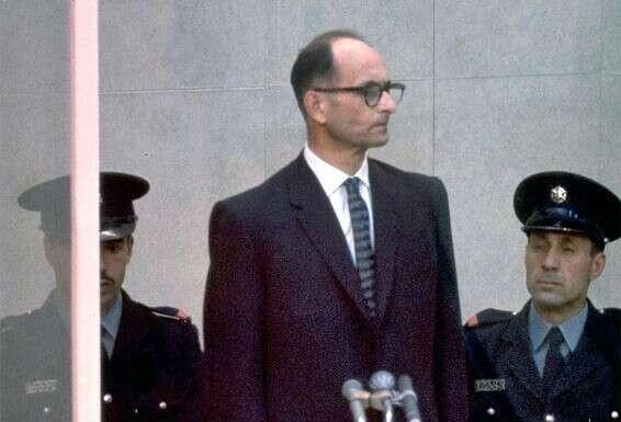 Mission implausible: The story of the police unit that protected Eichmann