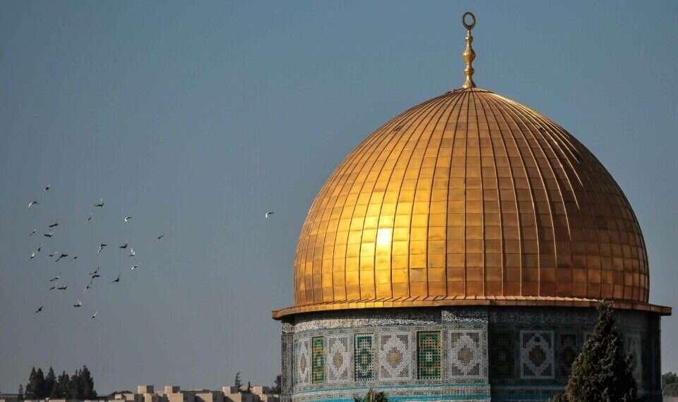 'Muslim historians consistently confirm Jewish ties to Jerusalem'