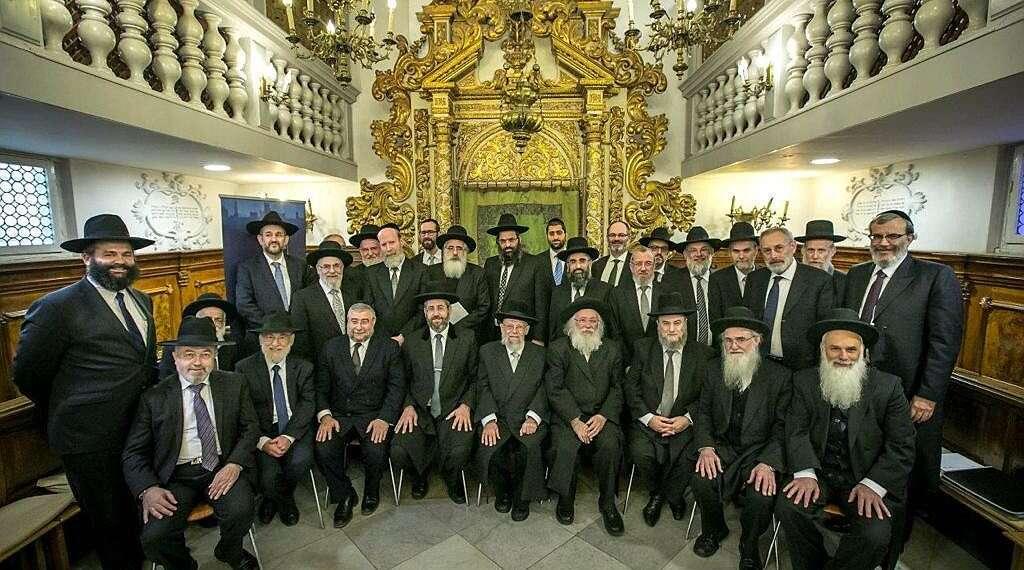 Europa obtém seu próprio tribunal rabínico após um hiato de 5 anos