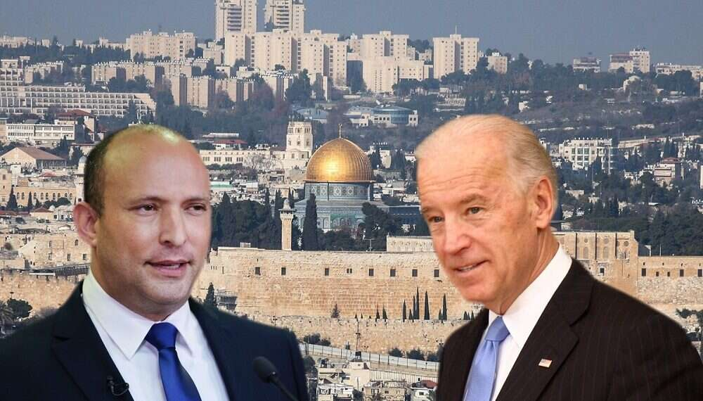 Can Biden capitalize on new Israeli government's inexperience?