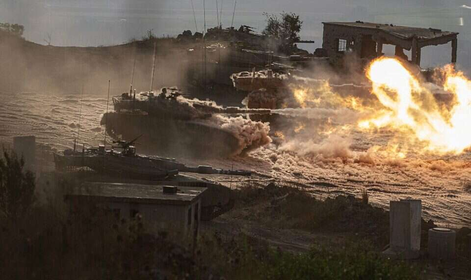 IDF ramps up pressure on Lebanon following rocket fire on Israel