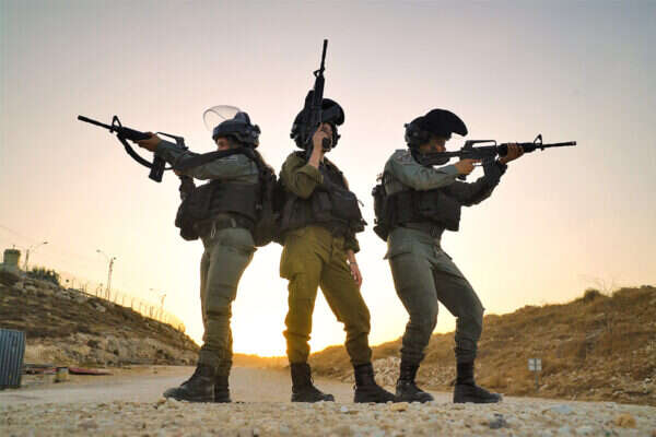 Record number of female recruits will soon be protecting Israel's borders