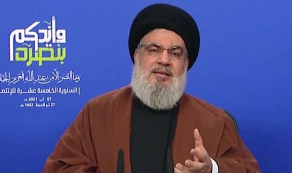 'We are not afraid of war with Israel,' claims Hezbollah leader