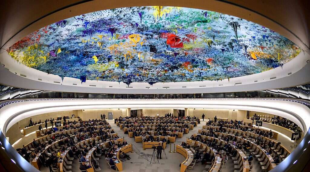Abraham Accords nations issue first joint statement at UN