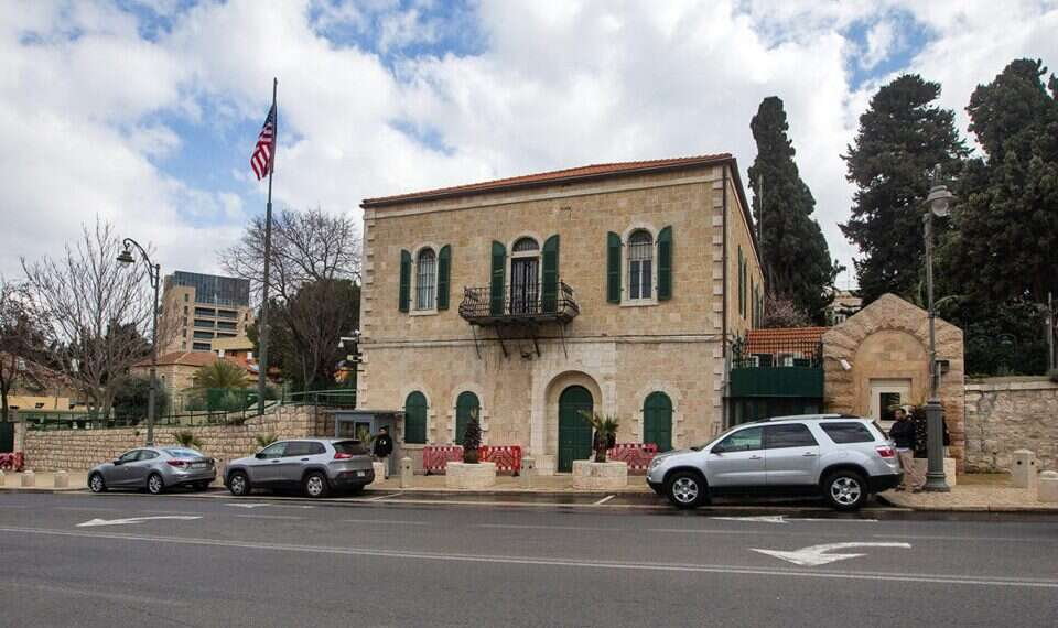 Report: US, PA hold talks over consulate branch in east Jerusalem